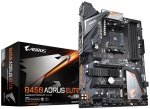 EXDISPLAY Gigabyte B450 AORUS ELITE AM4 Socket DDR4 ATX Motherboard