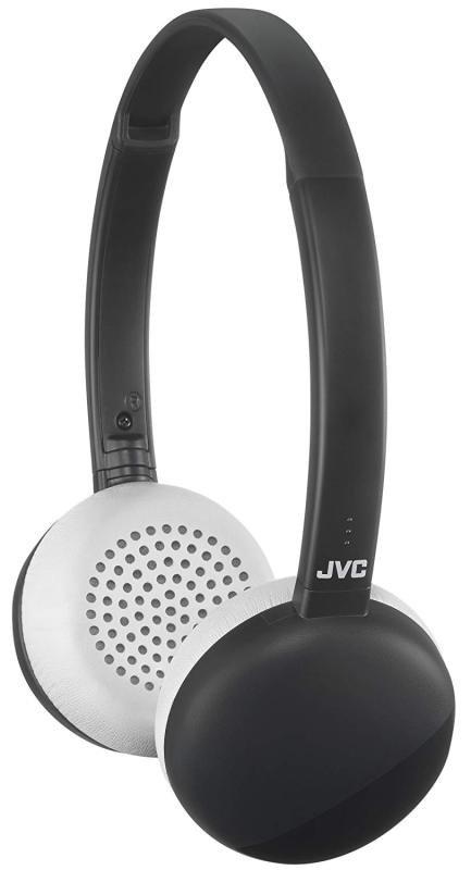 JVC Bluetooth Wireless Black Headset