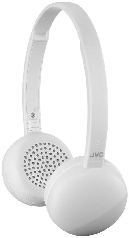 JVC Bluetooth Wireless White Headset