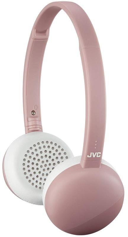 JVC Bluetooth Wireless Pink Headset