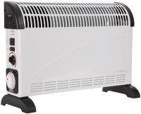 Nedis Convection Heater | 750/1250/2000 W | Turbo & Timer | White