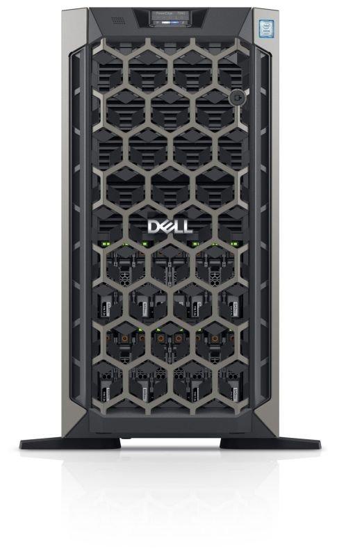 Dell EMC PowerEdge T640 Intel Xeon Silver 4110 2.10 GHz 16Gb RAM 240GB SSD 5U Tower Server