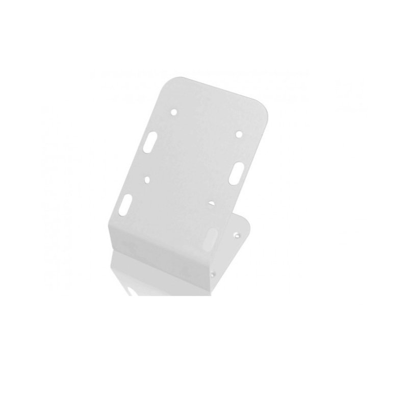 Maclocks 101W - Kiosk VESA Mount Security Stand  White