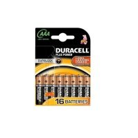 Duracell Plus AAA (16 Pack) Batteries