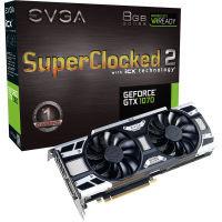 EVGA GeForce GTX 1070 SC2 GAMING 8GB Graphics Card