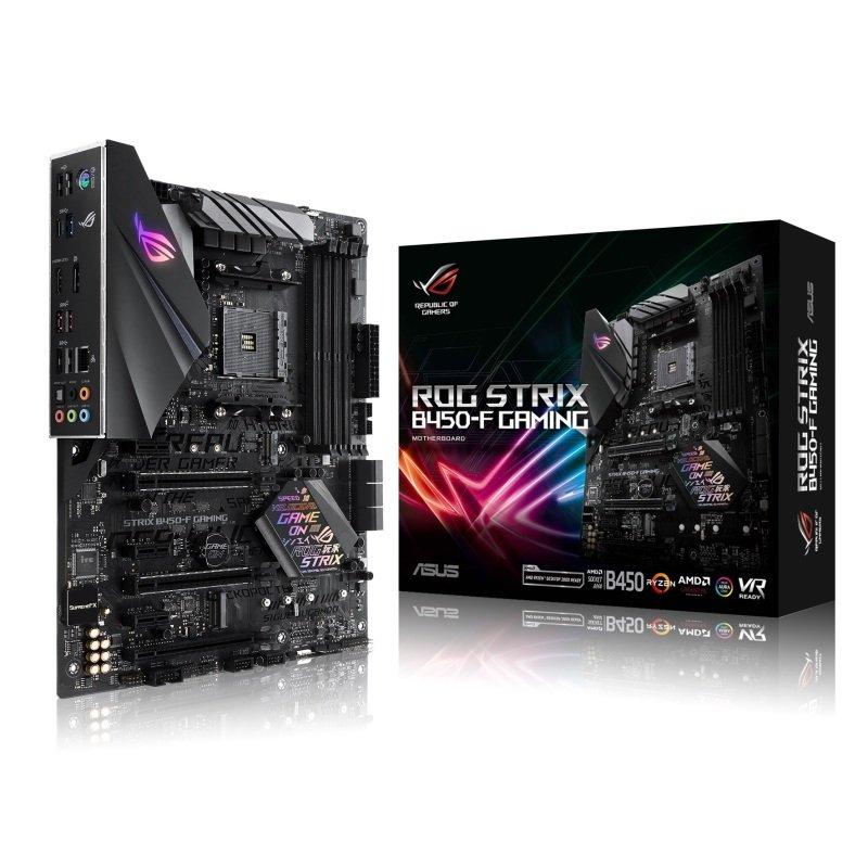 EXDISPLAY Asus ROG STRIX B450-F GAMING AM4 DDR4 ATX Motherboard