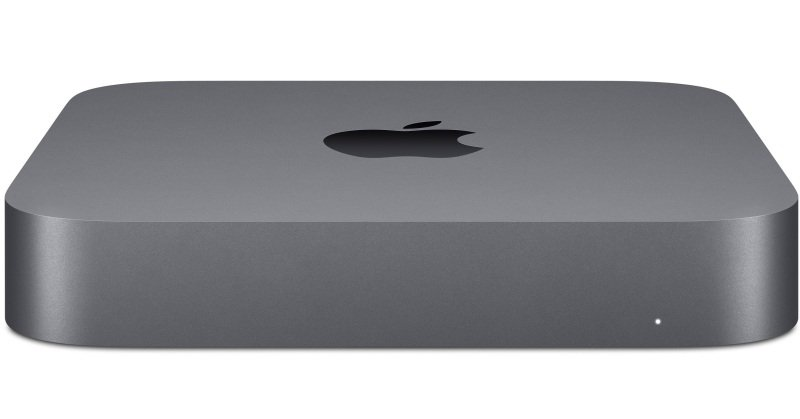 EXDISPLAY Apple Mac Mini 2018 Intel Core i5 3.0GHz 6-core 8GB DDR4 256GB SSD No-DVD Intel UHD WIFI Mac OS
