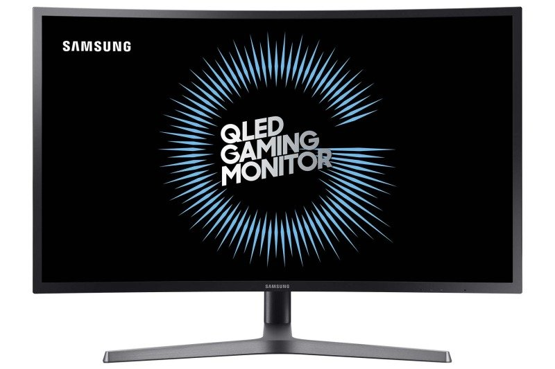 "EXDISPLAY Samsung C32HG70 31.5"" WQHD Curved Gaming Monitor"
