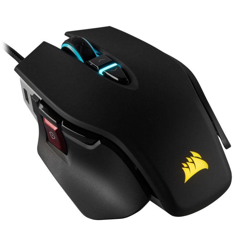 Corsair M65 RGB ELITE Tuneable FPS Optical PC Gaming Mouse