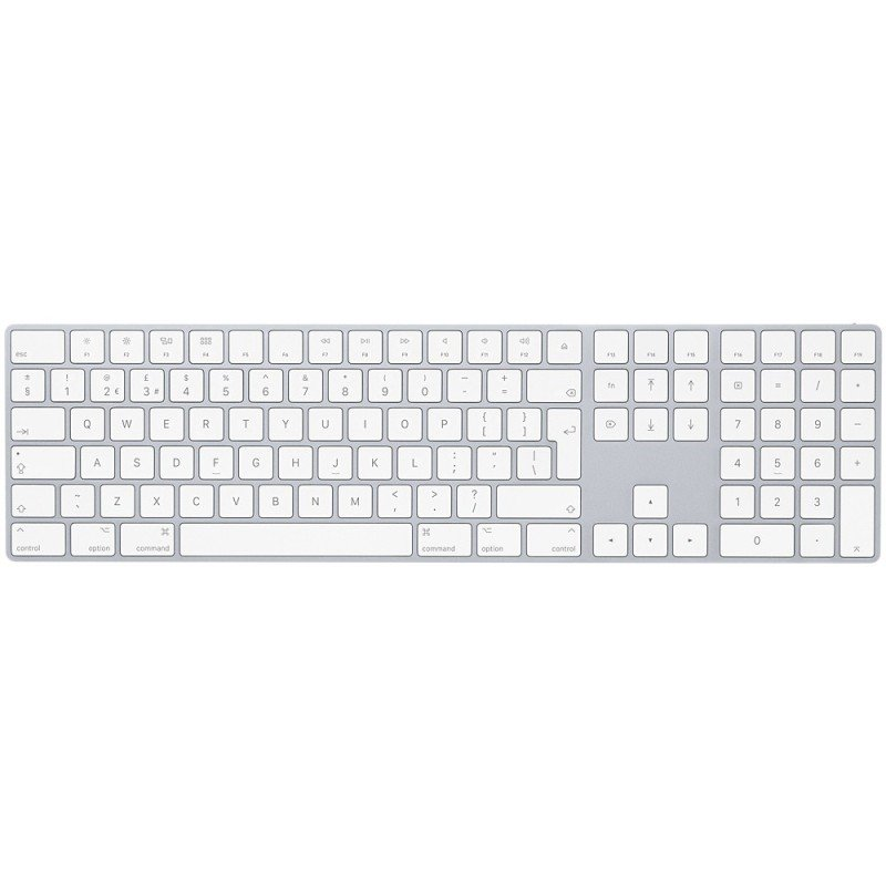 Apple MQ052B/A Magic Keyboard with Numeric Keypad