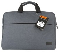 Canyon Elegant Grey Laptop Bag for 15 inch Laptops
