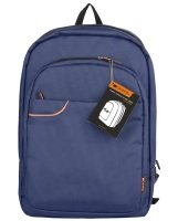 Canyon Fashion Backpack for 15.6 inch Laptops Dark Blue