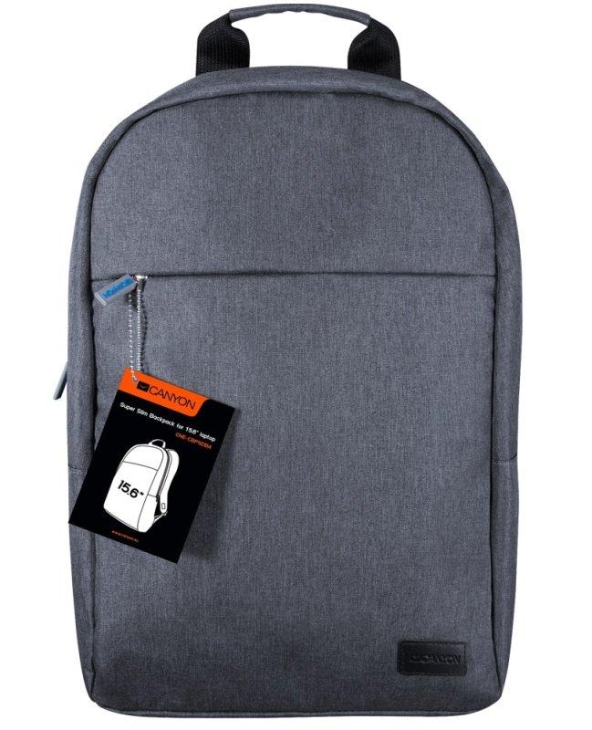 Canyon Super Slim Backpack for 15.6 inch Laptops