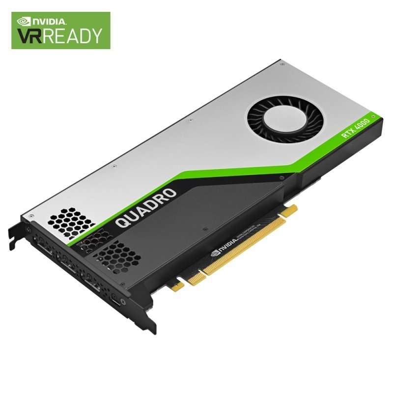 NVIDIA QUADRO RTX 4000 8GB Graphics Card