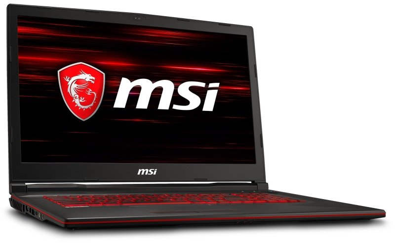 "MSI GL73 8SE 025UK Intel Core i7, NVIDIA GeForce RTX 2060, 17.3"", 16GB RAM, 1TB HDD and 128GB SSD, Windows 10, Notebook - Black"