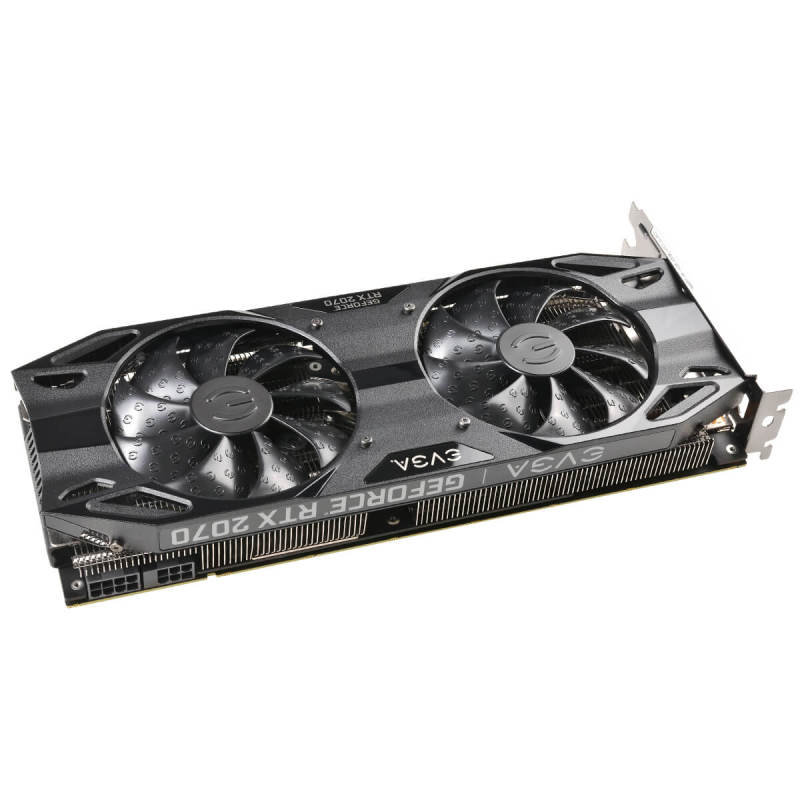 EVGA GeForce RTX 2070 XC BLACK EDITION GAMING 8GB Graphics Card