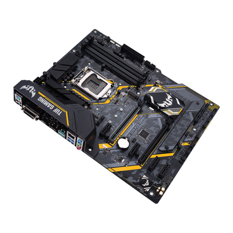 Asus TUF Z370-PLUS GAMING II LGA 1151 DDR4 ATX Motherboard