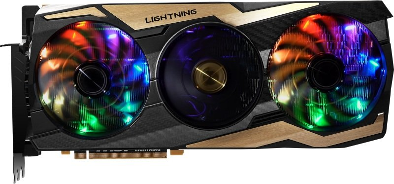 MSI GeForce RTX 2080 Ti LIGHTNING Z 11GB Graphics Card