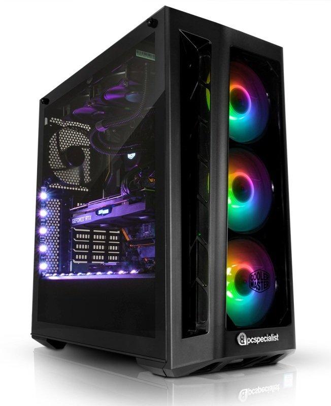PC Specialist Vanquish Goliath 2080 Ti Gaming PC