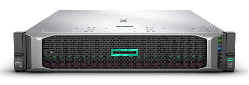 HPE ProLiant DL385 Gen10 AMD EPYC 7351 / 2.4GHz 32GB RAM 2U Rack Server