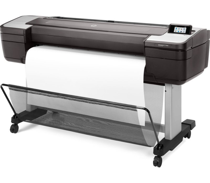 "HP DesignJet T1700dr PostScript 44"" Colour Large Format Inkjet Printer"