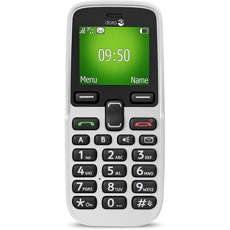 Doro 5030 Mobile Phone - White