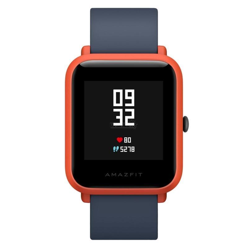 Xiaomi Amazfit Bip Smartwatch - Cinnabar Red