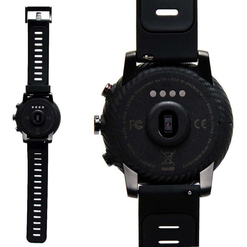 nueva estilos 376a2 69c61 Xiaomi Amazfit Stratos 2 Smartwatch - Black