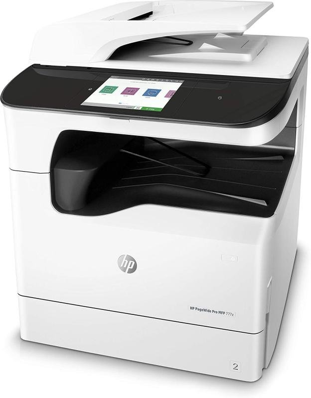 HP PageWide Pro 777z Wireless Multifunction Colour Printer