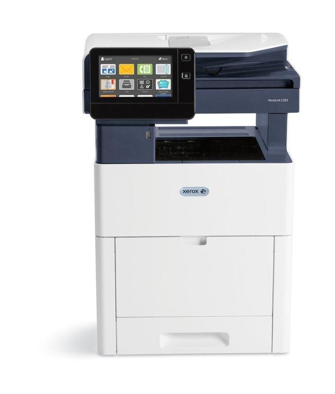Xerox VersaLink C505X A4 Multifunction Laser Printer