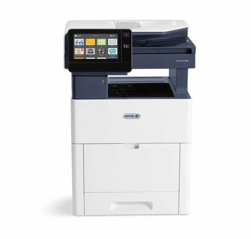 Xerox VersaLink B605X A4 Mono Multifunction Laser Printer