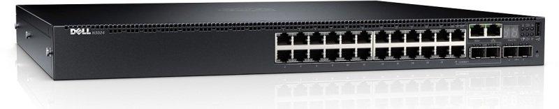 Dell EMC N3024EF-ON 24 Port Managed Switch