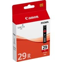 Canon Red PGI-29R Ink Cartridge
