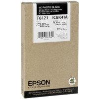 Epson T6121 Photo Black Ink Cartridge