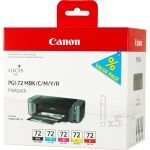 Canon PGI 72 Multipack Ink Cartridges