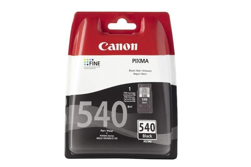 Canon PG 540 Ink Cartridge Black