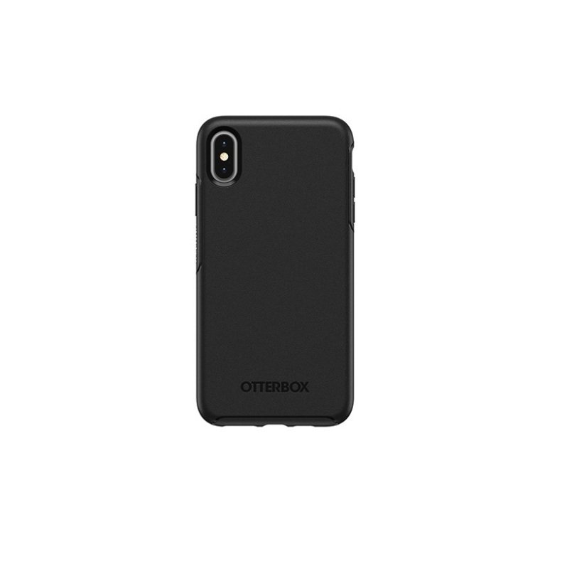 OtterBox Black Symmetry Case for iPhone XS Max
