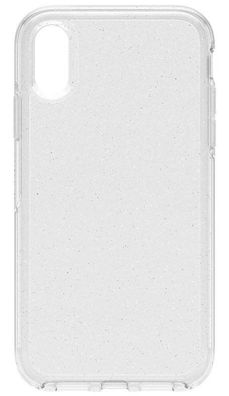 OtterBox Symmetry Clear Glitter Case for iPhone XR