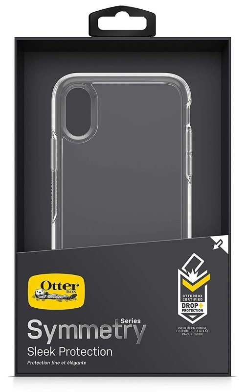 size 40 254f4 c281a Otterbox Clear Case for iPhone X/Xs