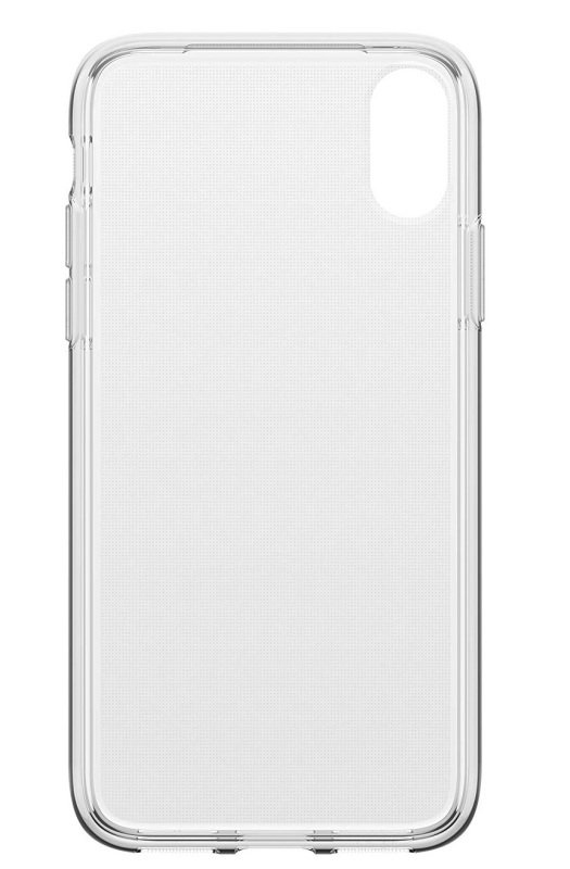 finest selection 0944e 1f3f2 OtterBox Alpha Glass Screen Protector and Clear Case for iPhone X/Xs