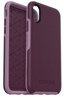 OtterBox Symmetry Series Purple Case for iPhone X/Xs