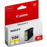 Canon PGI-1500XL Maxify Yellow XL Ink Cartridge