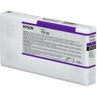 Epson Violet T913D Ink Cartridge 200ml