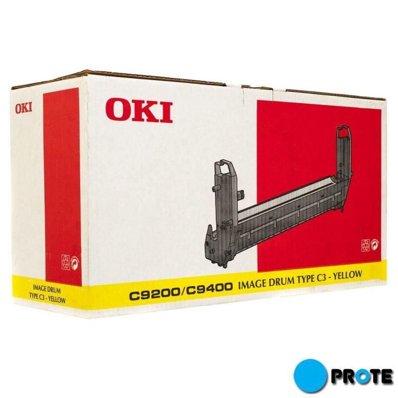 Oki Ep Cartridge Yellow C9200/9400