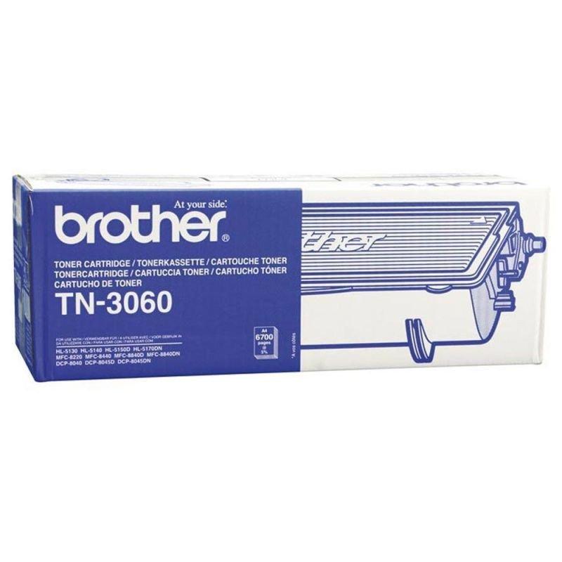 Brother DCP-8045/HL-5100 High Yield Black Toner Cartridge TN3060