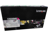 Lexmark C530 1.5k Magenta Return Program Toner