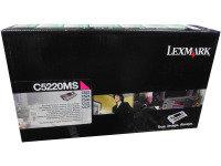 Lexmark C530 1.5k Magenta Return Program Toner