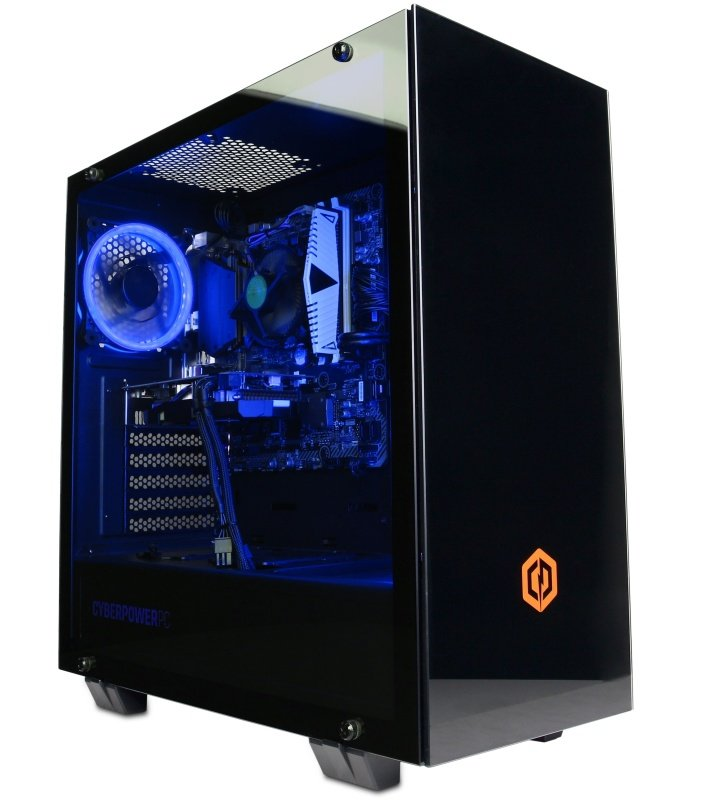 Cyberpower Ryzen 3 2300X GTX 1060 6GB Gaming PC
