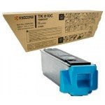 Kyocera TK 810C - Toner kit - 1 x cyan - 20000 pages
