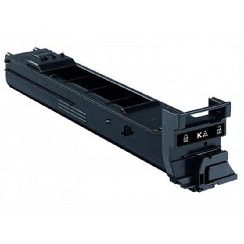 Konica Minolta Black Laser Toner Cartridge 4000 Pages